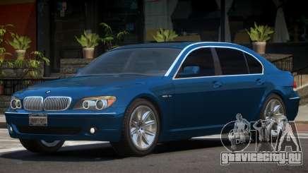 BMW 7-er E66 ST для GTA 4