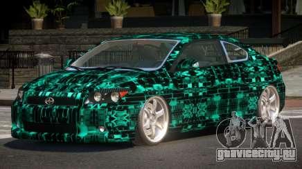 Scion TC Sport V1.0 PJ2 для GTA 4