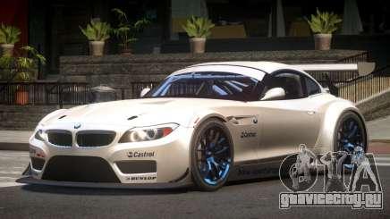 BMW Z4 GT-Sport для GTA 4