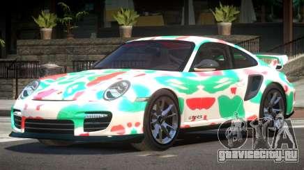 Porsche 911 GT2 RS R-Tuned PJ5 для GTA 4