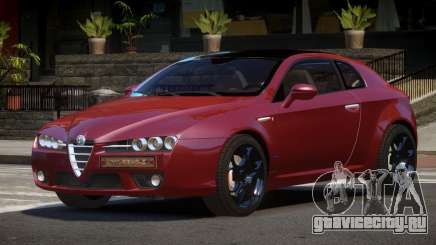 Alfa Romeo Brera RS для GTA 4