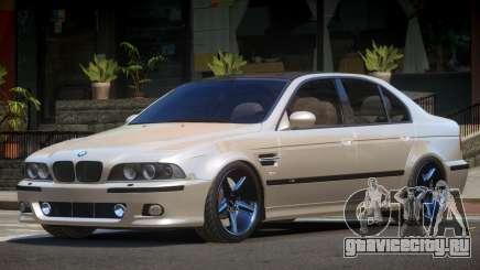 BMW M5 E39 ZT для GTA 4