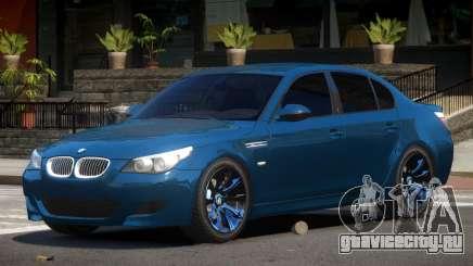 BMW M5 E60 LS V1.1 для GTA 4