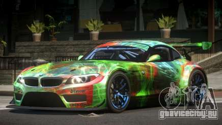 BMW Z4 GT-Sport PJ6 для GTA 4