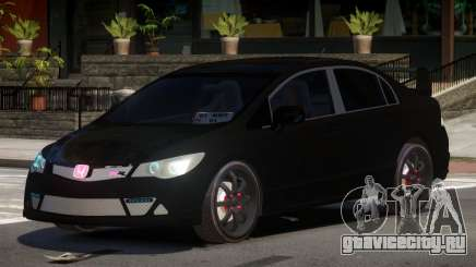 Honda Civic R-Tuning для GTA 4