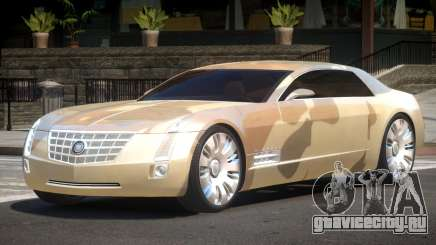 2003 Cadillac Sixteen V1.2 PJ1 для GTA 4
