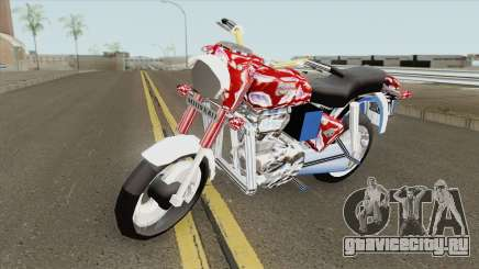 Royal Enfield Bullet Electra 350 (Red) для GTA San Andreas