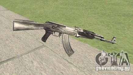 AK-47 (Rob. O and Penguin) для GTA San Andreas