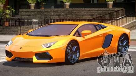 Lamborghini Aventador L-Tuned для GTA 4