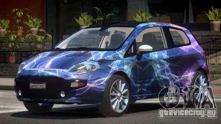 Fiat Punto RS PJ2 для GTA 4