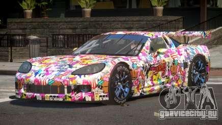 Chevrolet Corvette RS Tuning PJ3 для GTA 4
