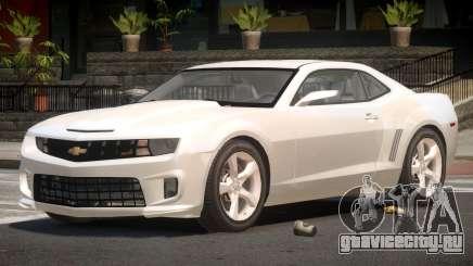 Chevrolet Camaro LRT для GTA 4