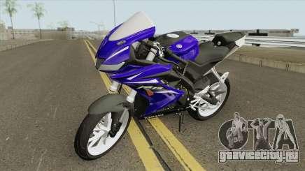 Yamaha YUK R15 V3 для GTA San Andreas