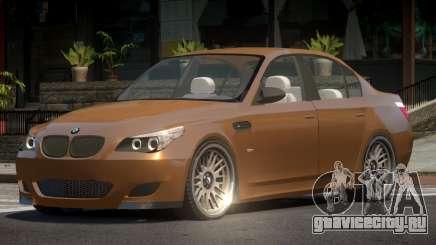 BMW M5 E60 LT для GTA 4