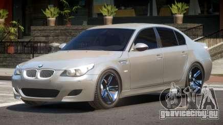 BMW M5 E60 LS V1.0 для GTA 4