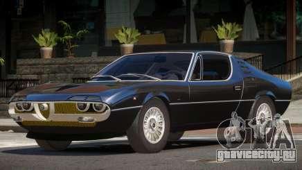 Alfa Romeo Montreal V1.0 для GTA 4