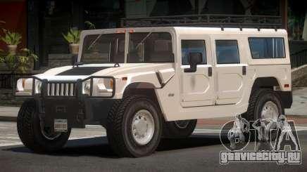 Hummer H1 V1.3 для GTA 4