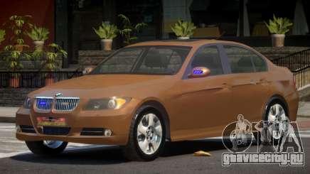 BMW M3 E90 Spec для GTA 4