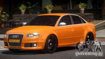 Audi RS4 L-Tuned для GTA 4
