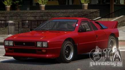 Lampadati Mesos Rallye для GTA 4