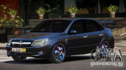 Lada Granta L-Tuned для GTA 4