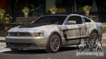 Ford Mustang 302 V1.1 PJ4 для GTA 4