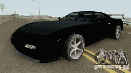 ZR-350 (RX7 Style) для GTA San Andreas
