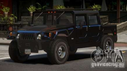 Hummer H1 PU для GTA 4