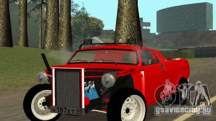 Хот-род GVR v1.0 для GTA San Andreas