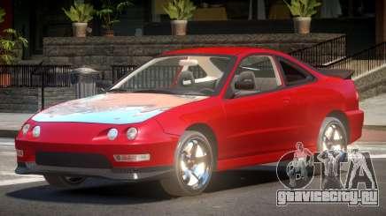 Acura Integra R-Tuning для GTA 4