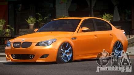 BMW M5 E60 V2.2 для GTA 4
