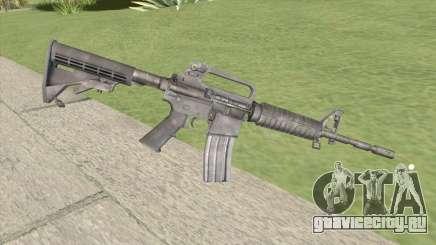 M4A1 LQ для GTA San Andreas