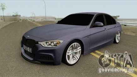 BMW 335i M-Sport Line 2015 для GTA San Andreas