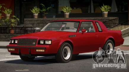 Buick Regal Old для GTA 4