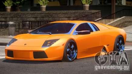 Lamborghini Murcielago NYS для GTA 4