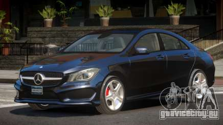 Mercedes Benz CLA V1.0 для GTA 4
