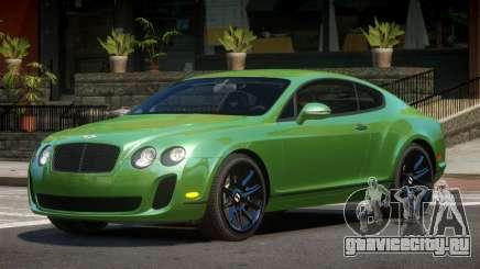 Bentley Continental S-Edit для GTA 4