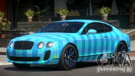 Bentley Continental S-Edit PJ1 для GTA 4