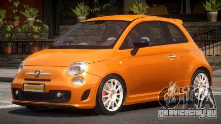 Fiat 500 S-Tuned для GTA 4