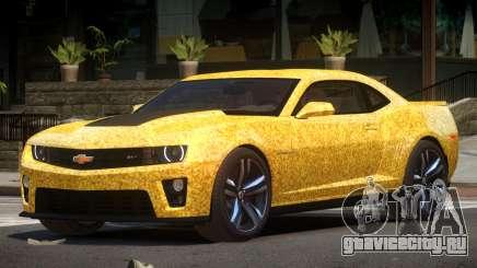 Chevrolet Camaro ZL1 V2.1 PJ3 для GTA 4