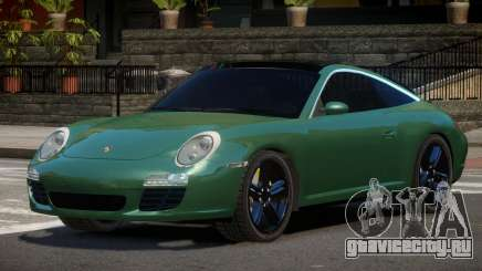 Porsche 911 Targa 4S V1.1 для GTA 4