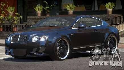 Bentley Continental GT Elite для GTA 4