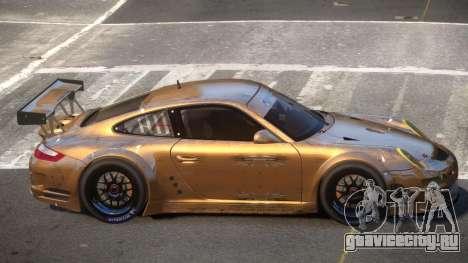 Porsche GT3 R-Style PJ4 для GTA 4