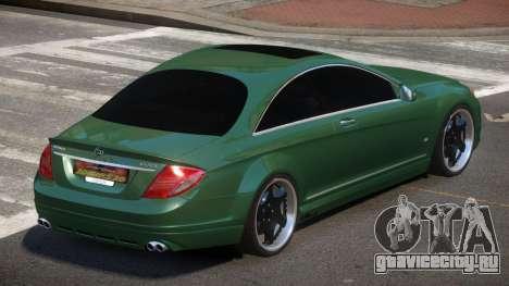 Mercedes Benz CL65 B-Style для GTA 4