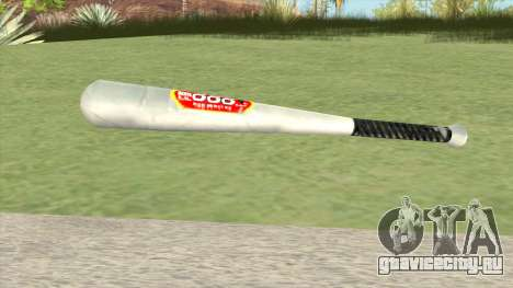 Metallic Bat (Manhunt) для GTA San Andreas