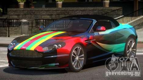 Aston Martin DBS LT PJ6 для GTA 4