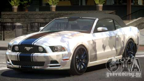 Ford Mustang GT CDI PJ2 для GTA 4