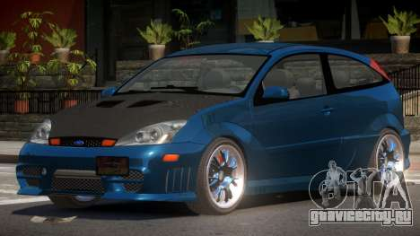 Ford Focus SVT R-Tuning для GTA 4