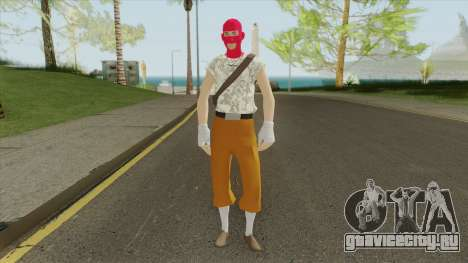 Son Of Spy (Team Fortress 2) для GTA San Andreas