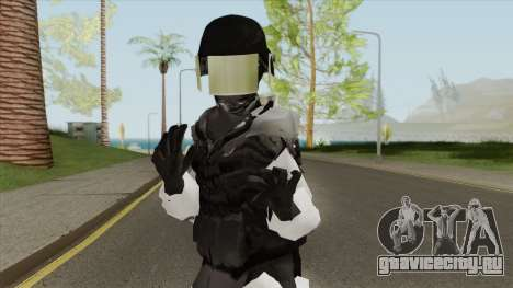 Containment Breach Guard (SCP) для GTA San Andreas